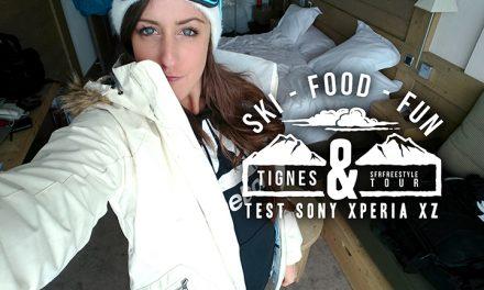 Skier dans les Alpes : Check !