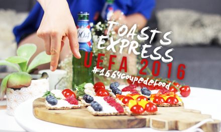 Toasts express « Coupe de Food »