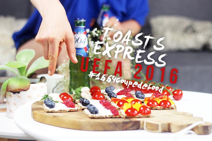 Toasts express «Coupe de Food»