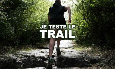 Je teste le trail !