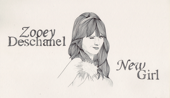 Zooey Deschanel « New Girl »